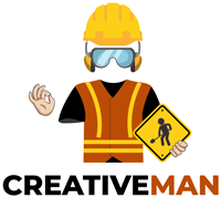 Creative Man Logo